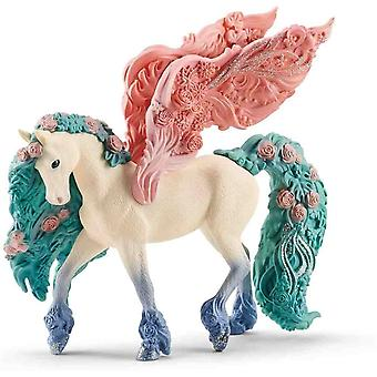 Schleich blossom pegasus collectable figure