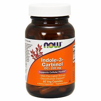 Nu Foods Indole-3-Carbinol (I3C), 200 mg, 60 Vcaps