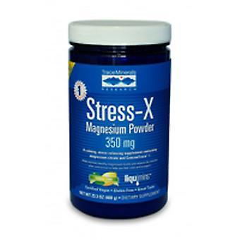 Oligo-minéraux Stress-X Magnésium, Poudre 23,3 Oz
