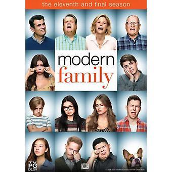 Modern Familj: Komplett Elfte Säsong [DVD] USA import