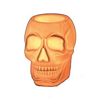 Aroma Electric Wax Melt Burner, Skull