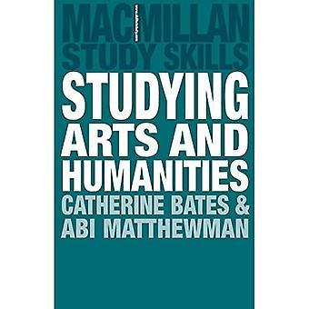 Studying Arts and Humanities (Palgrave Study Skills)