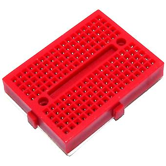 170pt Red Solderless Breadboard