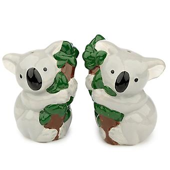 Puckator Koala Salt and Pepper Set