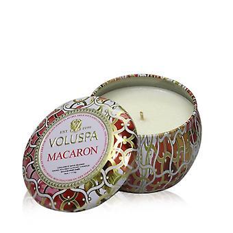 Voluspa Petite Tin Candle - Macaron 113g/4oz