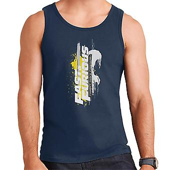 Fast and Furious I Dont Have Friends I Have Family Men's Vest
