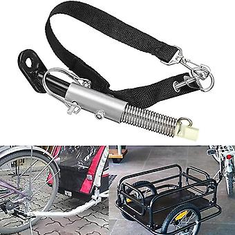 Universal Bike Trailer Linker Bicycle Trailer Hitch For Baby Pet Stroller