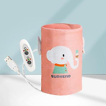Sunveno Portable Milk Bottle Warmer For Babies