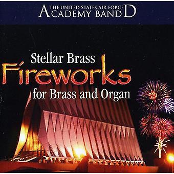 Holst/Phillips/Dupre - Feuerwerk für Blechbläser und Orgel [CD] USA import