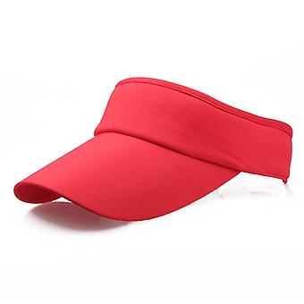 Fashion Men Women Sport Headband Classic Adjustable Sun Visor Hat Cap Baseball