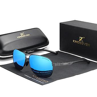 Aluminum Sunglasses Polarized Uv400 Mirror Sun Glasses/women