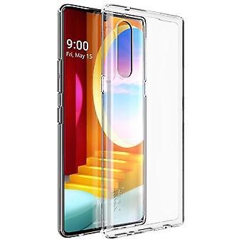 LG Velvet IMAK UX-5 Série TPU Shell