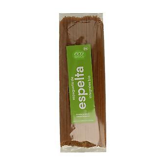 Wholemeal Spelt Spaghetti Bio 500 g