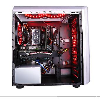 Amd 6-Kern Ryzen5 2600 Gaming Pc Ipason P81, Gtx1650 4g/ddr4 8g/240g Ssd Win10
