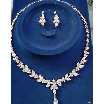 Exquisite Jewelry Set Wedding Party