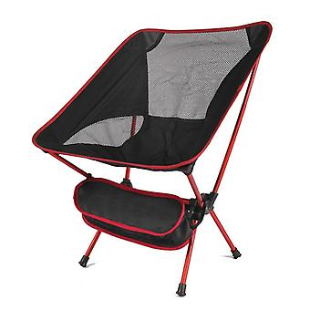 Chaise de camping portative extérieure de haute qualité Travel Folding Ultralight