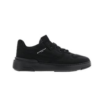 Givenchy Wing Sneaker Low Black BH004CH0SY1 shoe