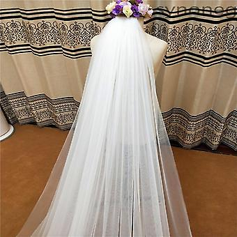 Elegant Wedding Veil