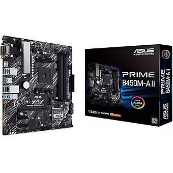 Moderkort Asus PRIME B450M-A II mATX DDR4 AM4