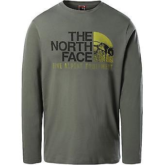 North Face Image Ideals T94T1HV38 yleinen miesten t-paita