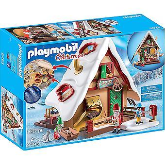 Playmobil Joulu 9493 Joulu leipomo kanssa Cookie Cutters