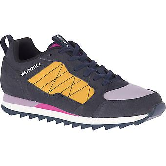 Merrell Womens Apline Durable Breathable Leather Trainers