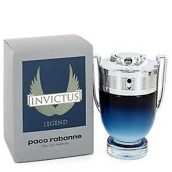 Invictus Legend Tekijä Paco Rabanne Eau De Parfum Spray 1.7 Oz (miehet) V728-547975