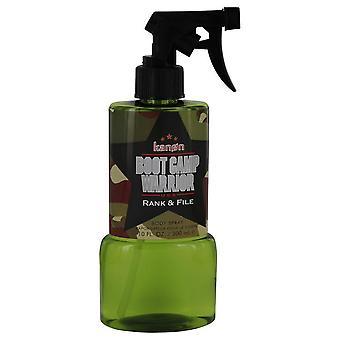 Kanon Boot Camp Warrior Rank & File Body Spray By Kanon 10 oz Body Spray