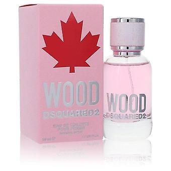 Dsquared2 Wood Eau De Toilette Spray Af Dsquared2 1,7 ounce Eau De Toilette Spray