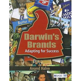 Darwin's Brands - Adapting for Success by Anand Halve - 9788132107156
