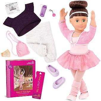Our generation  sydney lee fashion doll