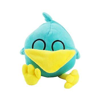 Pocoyo Stuffed Animal For Kids Soft Doll 16-30cm Bird Toy Duck Elephant Plush Soft Toys Children