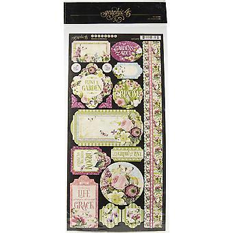 """Bloom Cardstock Stickers 12""""X12"""""""