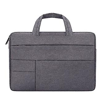 Anki Carrying Case for Macbook Air Pro - 15.6 inch - Laptop Sleeve Case Cover Gray