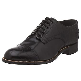 Stacy Adams Mens Madison Leather Lace Up Casual Oxfords