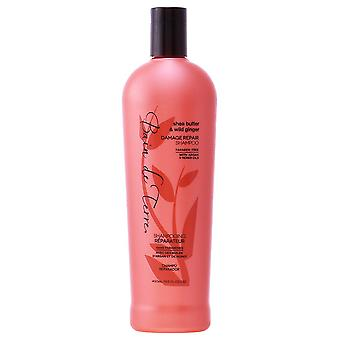 Bain de Terre Shea Butter & Wild Ginger Repair shampoo 400 ml