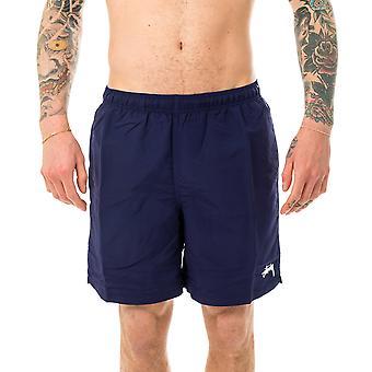 Men's swimsuit stussy stock water short navy 113129.navy