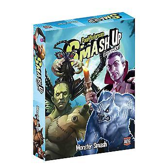 Smash Up Monster Smash Expansion