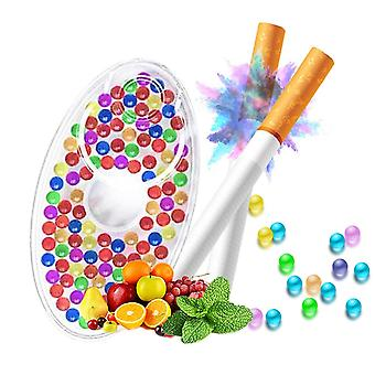 Cigarette Filter Smoking Ice Popping Ball