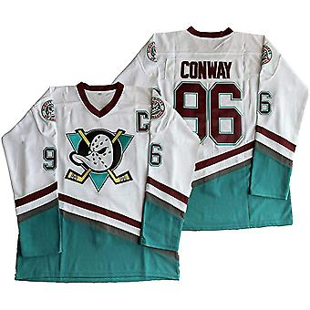Coldoutdoor Ducks Ice Hockey Practice Jersey High Quality In Stock