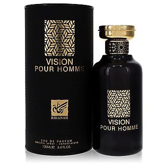 Rihanah vision pour homme eau de parfum spray by rihanah 556434 100 ml