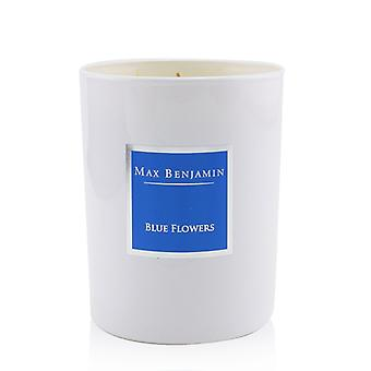 Max Benjamin Candle - Blue Flowers 190g/6.5oz