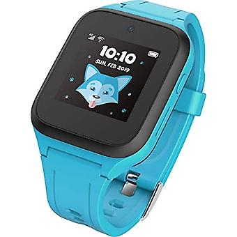 TCL MT40X Smartwatch for children, with Nano SIM card, GPS, camera and emergency button (Italian version not Ref. 4894461810133