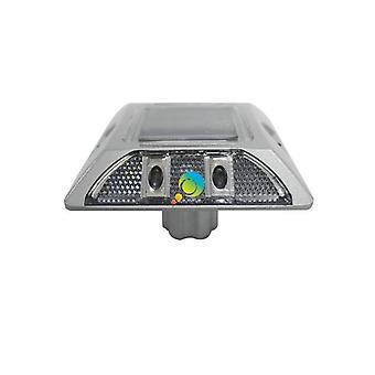 White Epistar Led Solar Power Cat Eye Reflector Road Stud