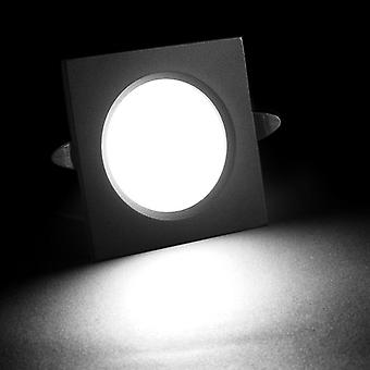 Square Shaped,  Led Downlight Recessed Grille Lamp