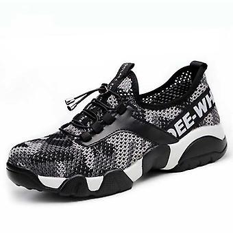Men/women Steel Toe Work Safety Shoes