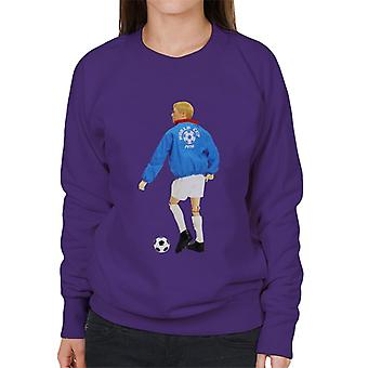 Action Man World Cup 1970 Women's Sweatshirt