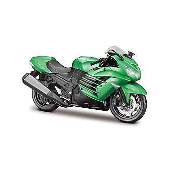 Kawasaki ZX-14R Ninja Diecast modell motorcykel Kit