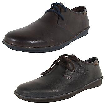 Pikolinos Mens Santiago M7B-4023NGC1 Oxford Shoes