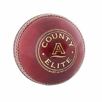 Readers County Elite 'A' Cricket Ball - Mens
